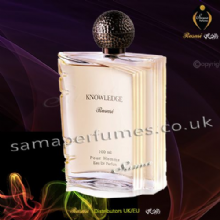 KNOWLEDGE - 100ml EAU DE PARFUM - Rasasi UK & EU Official Distributors